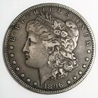 1896 S Morgan Silver Dollar Beautiful High Grade Coin Rare Date