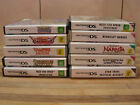 DS & 3DS Games Yoshi, Adventure Time, Sonic, Need for Speed, etc.You Choose 1 GC