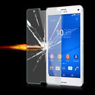 3Pcs 9H Premium Tempered Glass Screen Protector Film Guard For Sony Xperia Phone