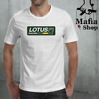 CAMISETA T-SHIRT LOTUS F1 RACING TEAM UK RACE CAR RETRO VINTAGE