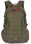 Hiking Camping Backpack Outdoor Trekking Tactical MOLLE Day Pack Black OD Green