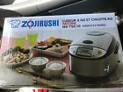 Zojirushi Ns-tsc10 5-1/2-cup  Rice Cooker And Warmer, 1.0-liter