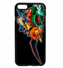 Pokemon Characters Rubber Bumper Phone Case for iPhone Samsung 's D47