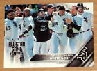 2016 Topps All-star Fanfest Silver Stamped Logo Chicago White Sox YOU PICK