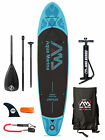 Aqua Marina Vapor 10'10 Inflatable SUP Stand Up Paddle Board Carbon Guide Pack