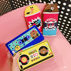 Hot Cartoon Cute Tape sally Bear Silicone Soft case Cover for iphone 7 6 6S plus