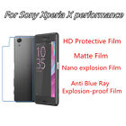 3pcs For Sony performance Anti Explosion Film,High Clear Screen Protector