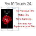 3pcs For K-Touch 2A Anti Explosion Film,High Clear Screen Protector