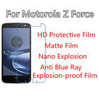 3pcs For MOTO Z Force Anti Explosion Film,High Clear Screen Protector
