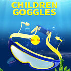 Kids Children Swimming Glasses Anti-fog Goggles Integrated Glasses With Earplug