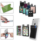 activate at&t go phone sim card online - 2X Self Adhesive Credit Card Holder Wallet Pockets Case for Cell Phone Universal