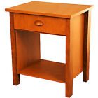 Nouvelle Nightstand with Drawer, Multiple Colors