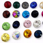 Внешний вид - Wholesale XILION ELEMENTS Crystal Rivoli glass Beads DIY 10mm12mm14mm16mm18mm