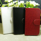 Classic Magnetic Wallet Holder flip case cover for Nokia Mircosoft Phone