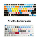 Avid Media Composer Shortcut Keyboard Cover Skin for MacBook Air Pro 13 15 17