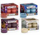 Yankee Candle Tea Lights Various Fragrances Including New Ranges
