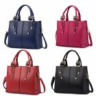 Women Satchel Fashion Bag Tote Messenger Leather Purse Shoulder Handbag Simple