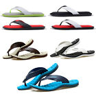 Men Summer Casual Flip Flop Slipper Sandal Comfy Home Indoor Outdoor Beach