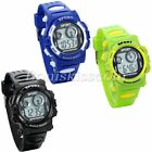 Student Multi-Function Sports LED Switchable Backlight Digital Cool Wrist Watch image
