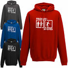 Problem Solved SNOOKER Hoodie - Dads Marriage Fathers Day Present Hoody Top
