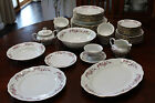 Fine China Dinnerware Spring Garland Favolina Poland Bowl Plate Cup Saucer
