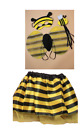 KIDS BUMBLE BEE TODDLER FANCY DRESS GIRLS COSTUME AGE 5-10 YEARS INSECT ANIMAL
