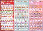 Mind Wave Petit Motchiri Seal Puffy Sticker Sheet (Your Choice of Design)