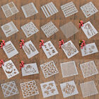 Letter Number DIY Draw Layering Stencils Scrapbooking Template Embossing Craft <br/> Lowest Price~~ Free Ship~~Support Wholesale~~Xmas Gift