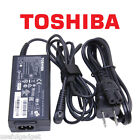 Original OEM Toshiba 65W-90W AC Charger Power Adapter Cord For Portege series