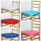 Polyester Cushion for Chiavari CHAIR COVERS Wedding Party Reception Wholesale