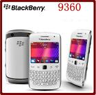 BlackBerry Curve 9360 +WIFI+A-GPS+5MP+QWERTY Keyboard+2.4'' TouchScreen+3G