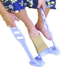 Heel Guide Compression Stocking Aid