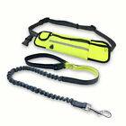 Elastic Belt Running Dog Leash Sport Jogging Walking Pet Collar Rope Hand Free