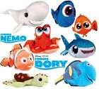 """Finding Dory Nemo Plush Soft Toys 20 cm Official Licensed Bruce Squirt 8"""" New"""