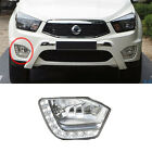 DRL Fog Light Lamp Assembly For 2017 Ssangyong Actyon Sports