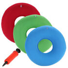 MEDICAL INFLATABLE Rubber PVC DONUT ROUND CUSHION RING pressure sores with pump