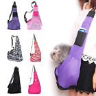 Small Pet Puppy Dog Cat Carrier Sling Outdoor Travel Tote Single Shoulder Bag