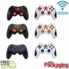 New Wireless Bluetooth Game Controllers For PS3 Console Multiple Colors