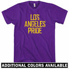 Los Angeles Pride T-shirt - Men S-4X - LA Dodgers Lakers Rams Clippers Chargers $24.99 USD on eBay