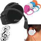 Multicolor Earhook USB Digital MP3 Music Player Support 32GB Micro SD TF Card
