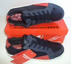 Lloyd & Pryce Tommy Bowe Boy's Hayes Navy Leather Lace Up New Shoes Sizes 2 & 5