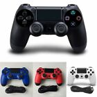 for PS4 Wired Game Controller Dual Vibration 6 Axies Gamepads Premium US STOCK