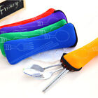 Travel Accessories Cutlery Organizer Set Portable Bag For Travelling Festivals