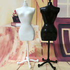 Fashion Doll Display Holder Dress Clothes Mannequin Model Stand ForBarbie DollBH