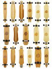 Two Bare Feet Bamboo Series Longboard Premium Model Complete Skateboard