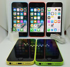 Apple iPhone 5c (Unlocked/Verizon) 8GB, 16GB, 32GB Mint,Good, Fair Cond Clean