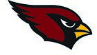 Arizona Cardinals Vinyl Decal / Sticker 5 sizes!!