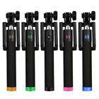 Mini Monopod Selfie Stick WIRED FOLDABLE Mobile Phone Holder For iPhone 7 Plus 7