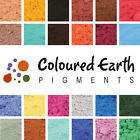 Coloured Earth - Synthetic Dry Powder Mineral Pigments