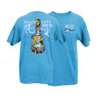 Peace Frogs Adult Guitar Case Short Sleeve T-Shirt